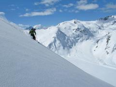 Ski Mountaineering - 1 person
