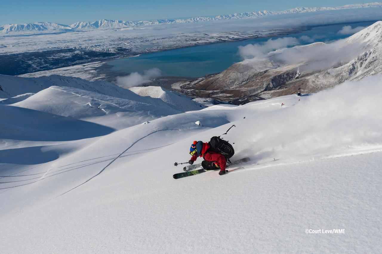 Mount Cook Heliski + Hermitage Accommodation