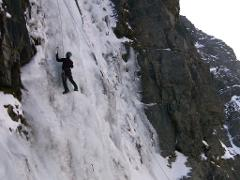 Private Ice Climbing Experience (ICE) - one participant