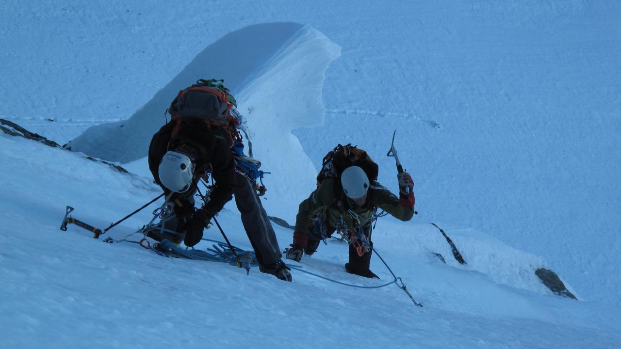 Mixed Climbing Course