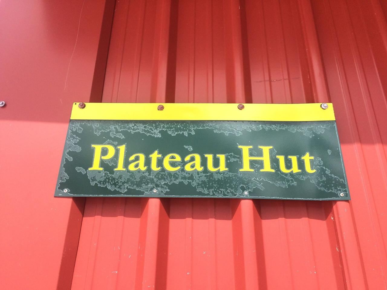Plateau Hut Overnight