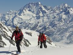 Ski Mountaineering Course (SMC)