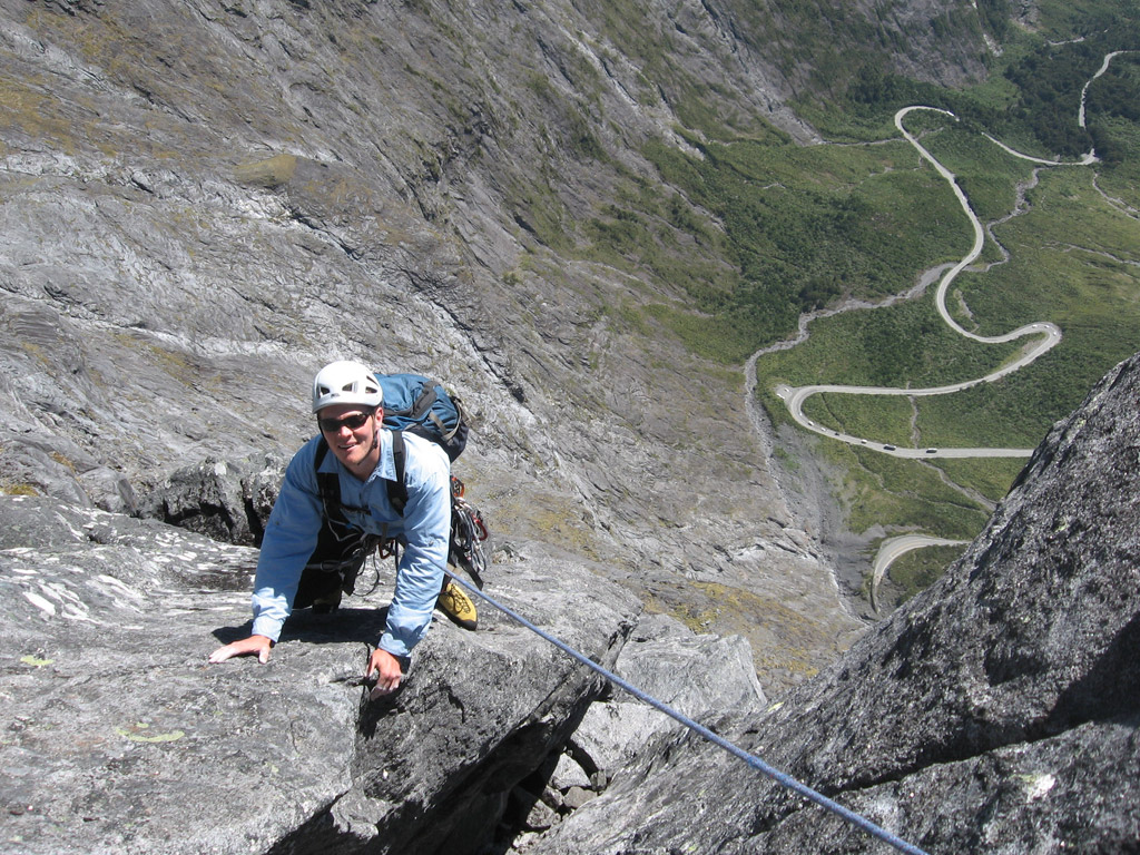 Technical Alpine Rock Course, 1 person