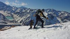 Winter Mountain Skills