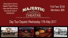 Majestic Theatre Pomona - Day Tour