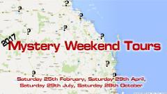 Mystery Tour - Overnight Tour