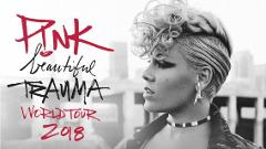 P!NK Concert - Evening Tour - Wednesday 15th August 2018