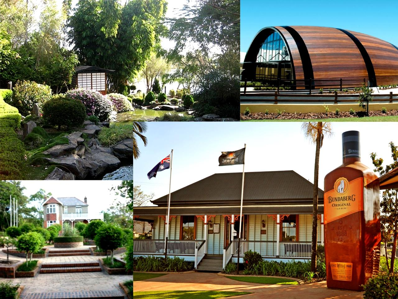 Bundaberg Full Day - Botanic Gardens, Bundaberg Barrel & Bundaberg Rum (+ BONUS Hinkler Hall of Aviation Entry) RALLY DEAL
