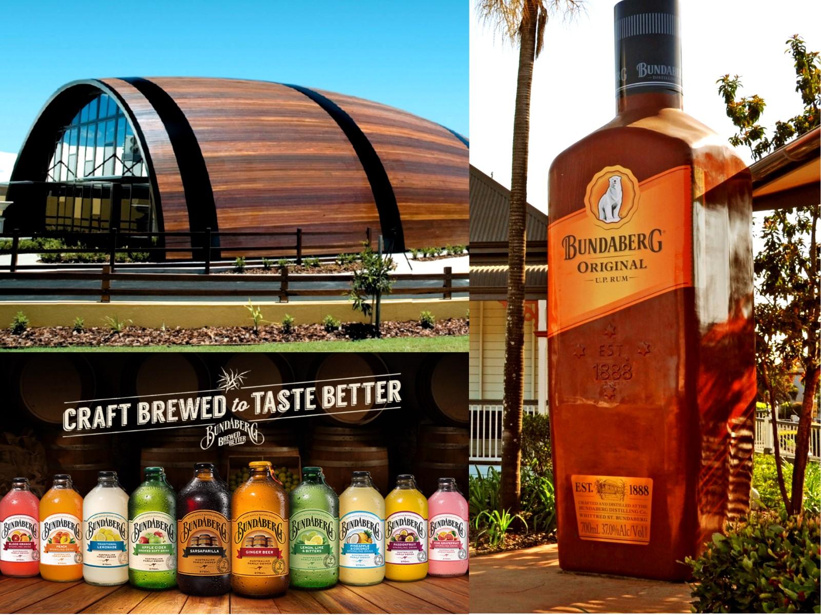 Bundaberg Brewed Drinks Factory Tour