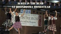 Scots in the Bush at Boondooma Homestead - Day Tour