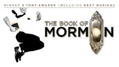 The Book of Mormon Musical - Day Tour