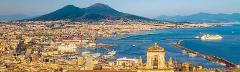 Naples Highlights, a Food tour and Pompeii Highlights Shore Excursion from Naples Port