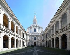 Bernini vs Borromini, the rivalry that shaped Rome - Virtual Guided Tour - Live Show