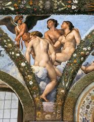 Raffaello e la Favola di Amore e Psiche: la villa Farnesina  -  Visita Guidata Virtuale