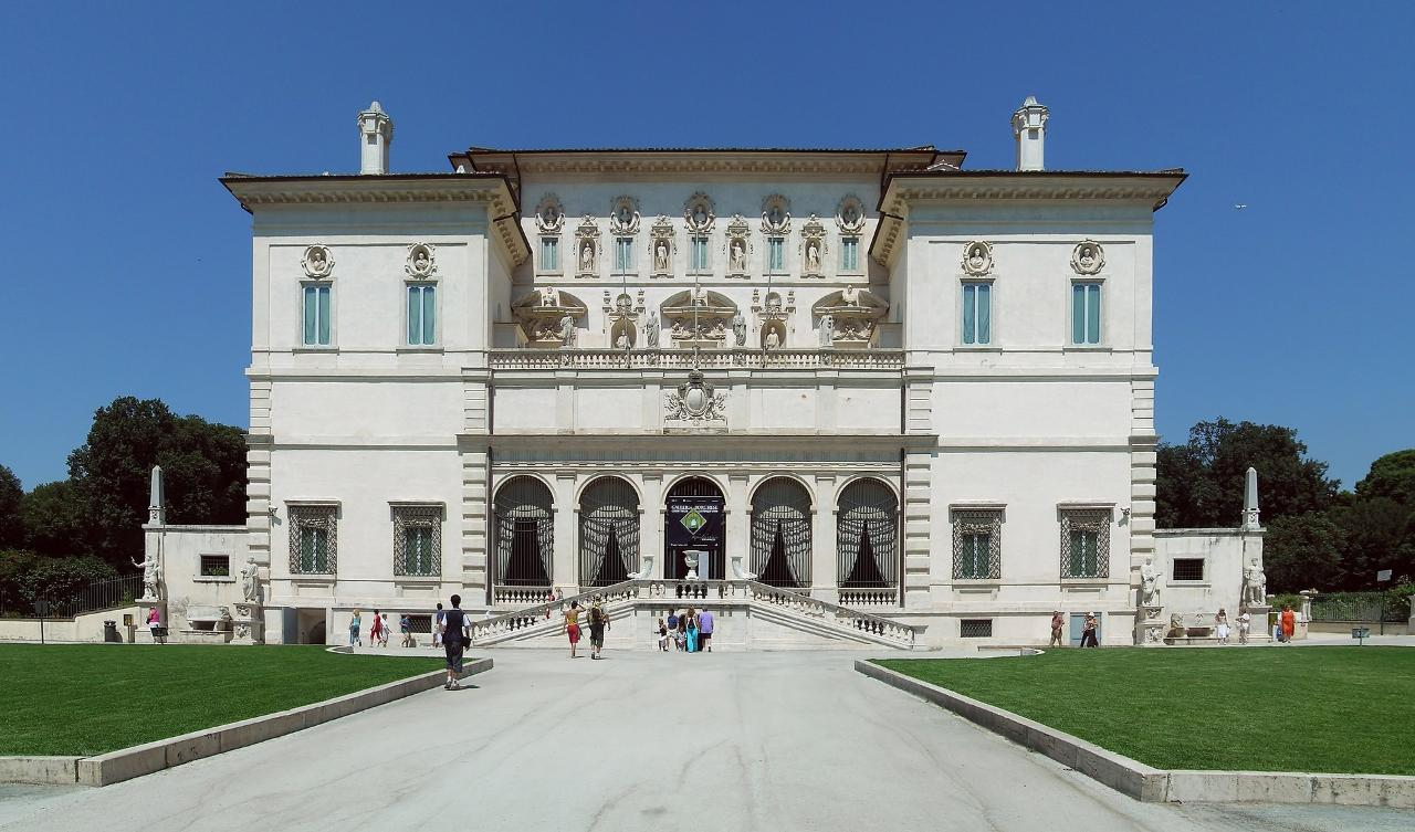 The Borghese Gallery and Gardens - Live Virtual Guided Tour