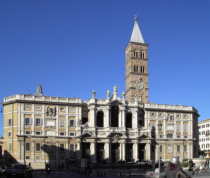 Christmas tours: Basilica of S. Maria Maggiore
