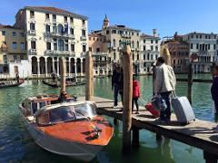 Venice Transfer - Venice Marco Polo Airport (VCE) to Venice island