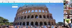 Visite Guidata Virtuale Privata - Live Show interattivo fino a 100 partecipanti
