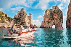 Capri Private Boat Full Day Excursion