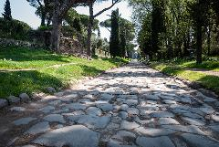 Appian Way: Private half day driving tour including Catacombs Entrance