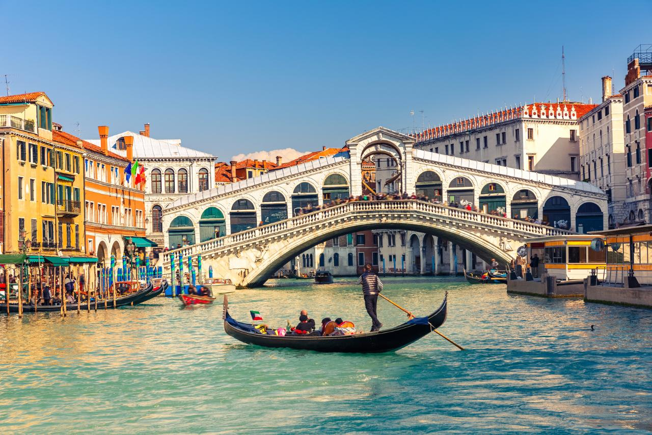 Highlights of Venice including St Marks and Doges Palace