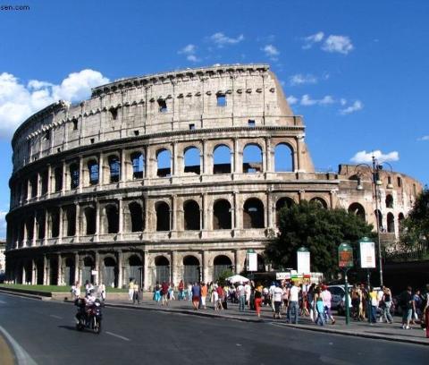 Ancient Rome Walking Tour