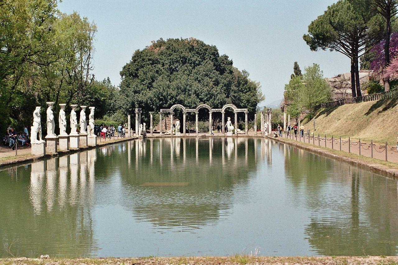 Hadrian's Villa in Tivoli: the Dream of an Emperor - Virtual Guided Tour