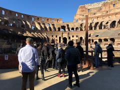 Ancient Rome Private  Walking Tour: Colosseum, Forum, Capitoline Hill