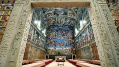 A Night at the Vatican Museums & Sistine Chapel - Private Guided Tour