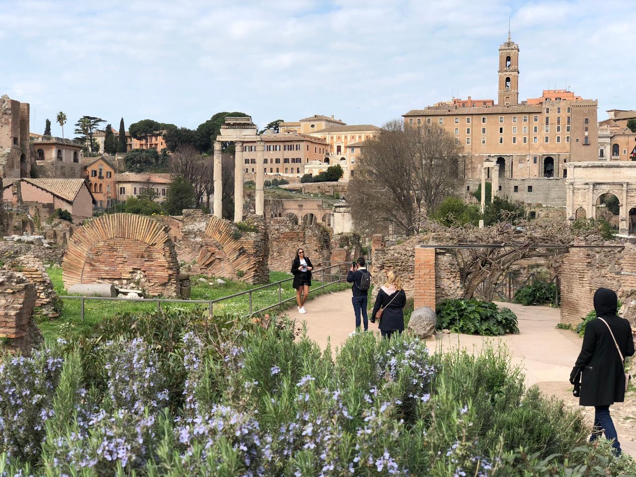 Il Foro Romano: 28 Secoli di Storia  -  Visita Guidata Virtuale