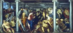 The Bold and Furious: Tintoretto in Venice - Virtual Guided Tour - Live Show