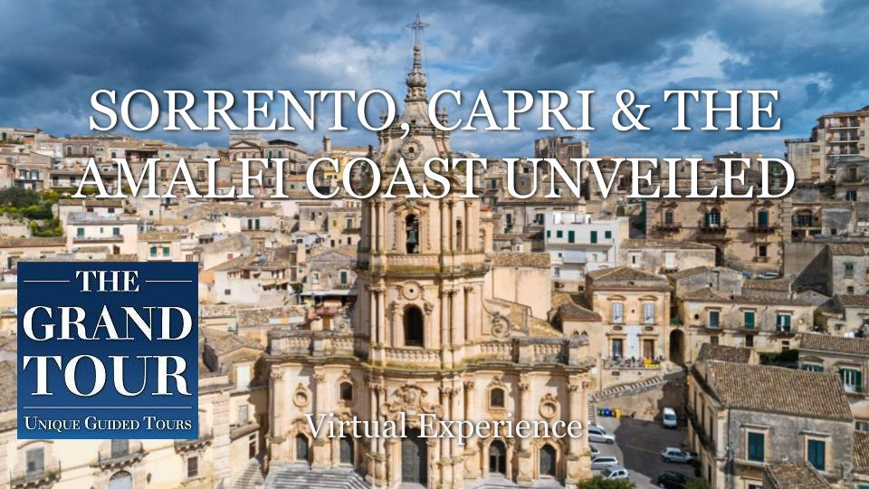 FROM MESSINA TO RAGUSA: 10 HIDDEN GEMS OF SICILY - Virtual Guided Tour