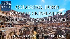 I Segreti del Colosseo e di Roma Antica - Visita Guidata