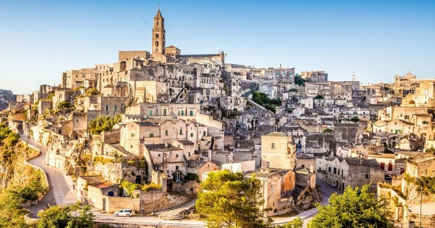 Grand Tour of Secret Gems of Southern Italy