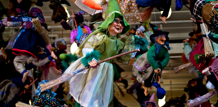 Christmas Tour: Witches in Rome