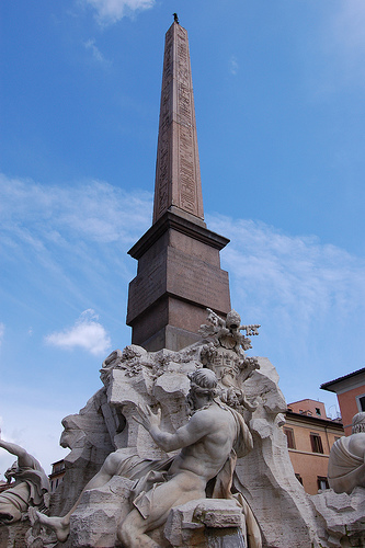 Baroque Rome: Squares And Fountains Walking Tour