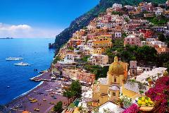Amalfi Coast, Positano and Ravello driving tour from Rome