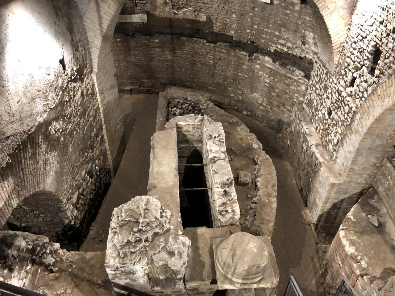 Secret Rome: Undergrounds of Trastevere Semi-Private Walking Tour