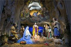 Christmas tour: Nativities and Masterpieces From the Capitoline Hill to the Roman Forum