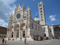 Siena and San Gimignano: Private Driving Excursion