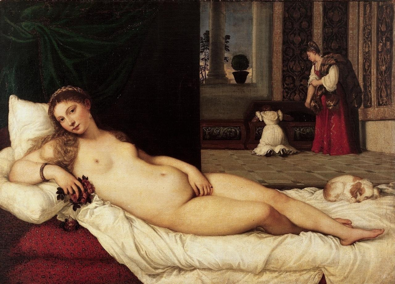 Titian, the Master of Colour  - Virtual Guided Tour - Live Show