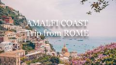 Amalfi Coast Daytrip - Return private guided excursion from Rome
