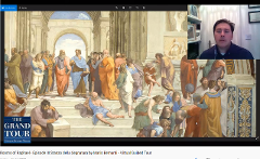 Private Virtual Guided Tour of the Vatican  - Live Show up to 100 participants