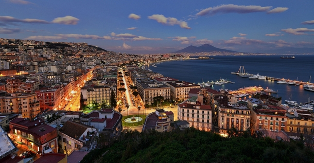 The Gold of Naples Walking tour