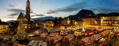 Introductory Walking Tour of Bolzano with Private Guide