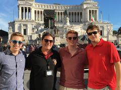 A Perfect Day In Rome: Private Full Day Guided Driving Tour with Skip the Line Entrances.