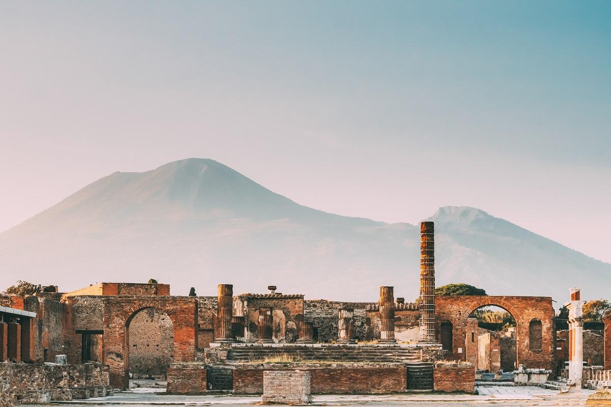 Pompeii: the Buried Lives- Virtual Guided Tour - Live Show