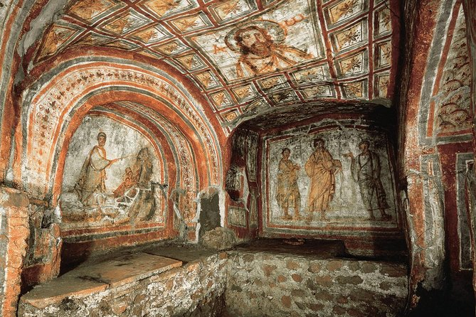 On The Footsteps Of Saint Peter, Driving Tour