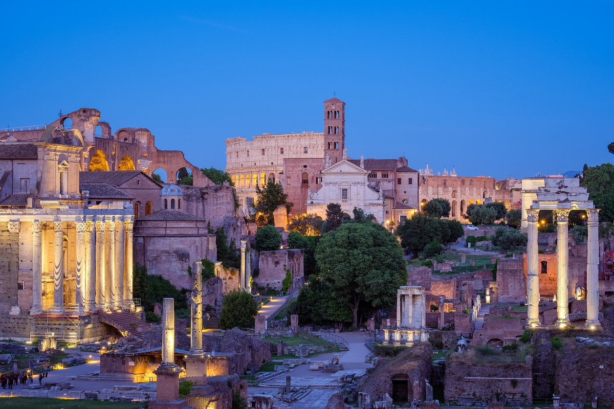 ANCIENT ROME: The Roman Forum and the Palatine Hill - Virtual Guided Tour