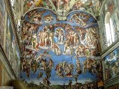 Vatican Museums and Sistine Chapel Private Guided Tour